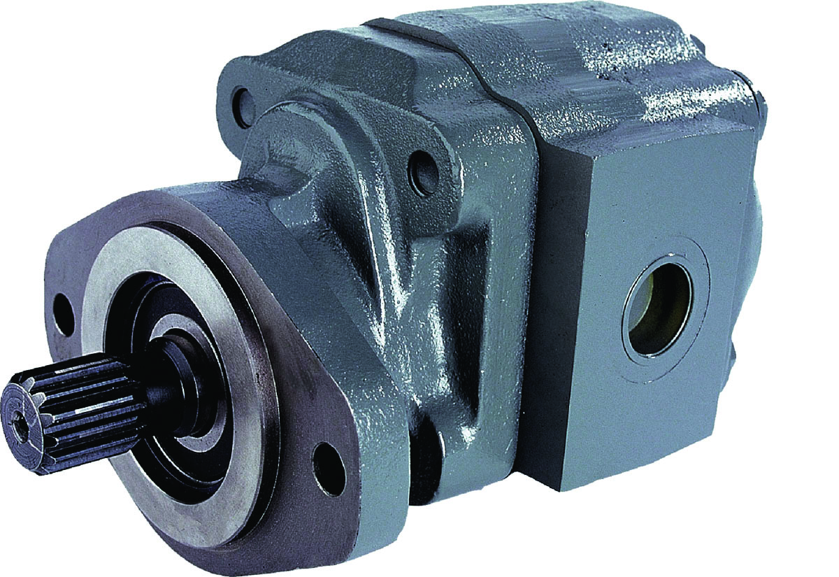 Gear Bearing Pump