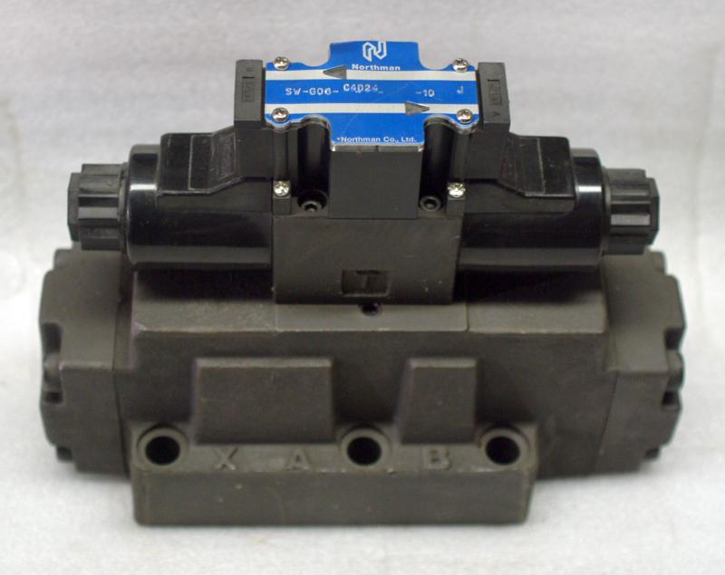 Directional Control Valve - Advanced Fluid Power, Inc. on vickers hydraulic control valve parts, vickers vane pump diagram, cross hydraulic valve diagram,
