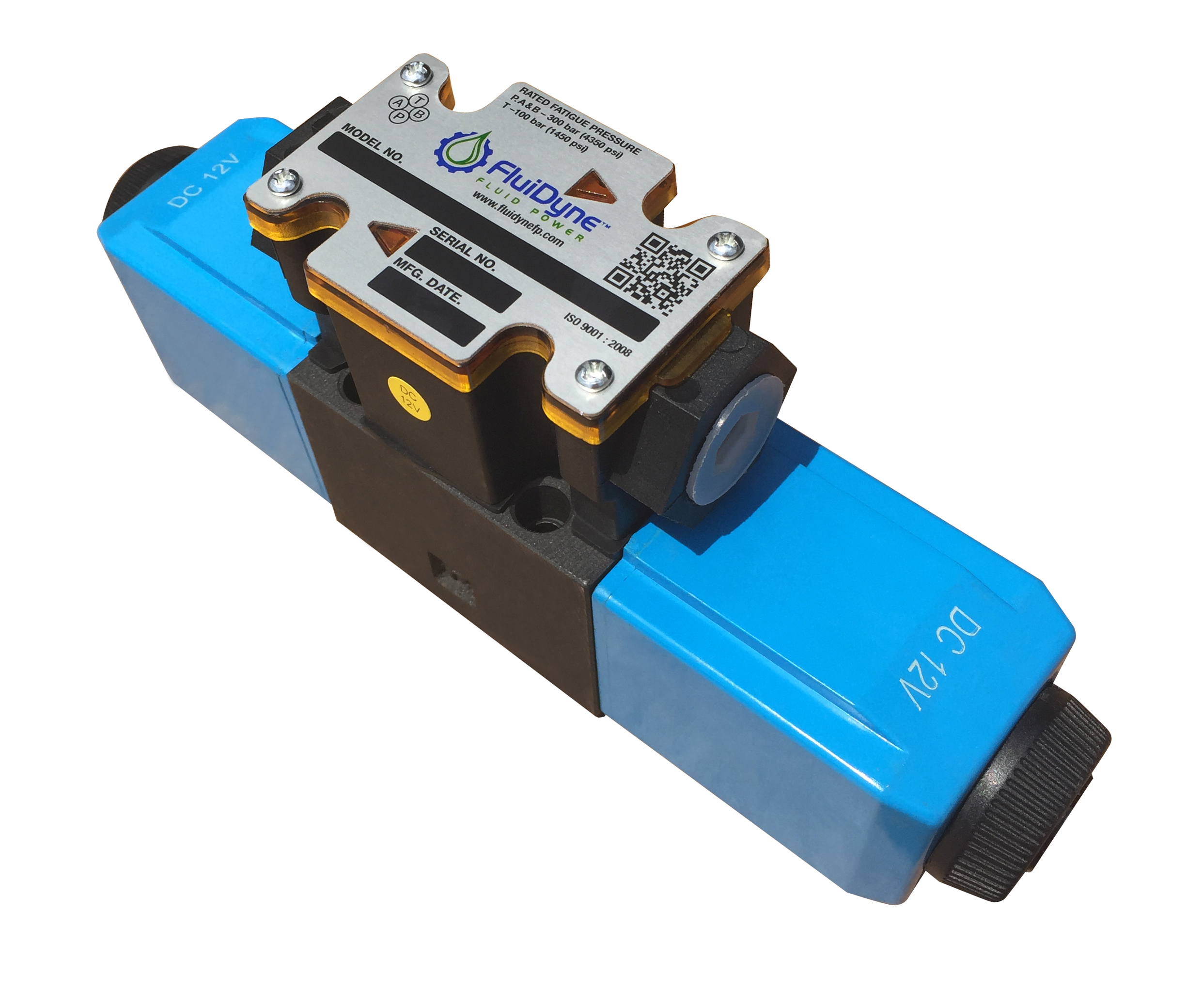 manual hydraulic directional control valves