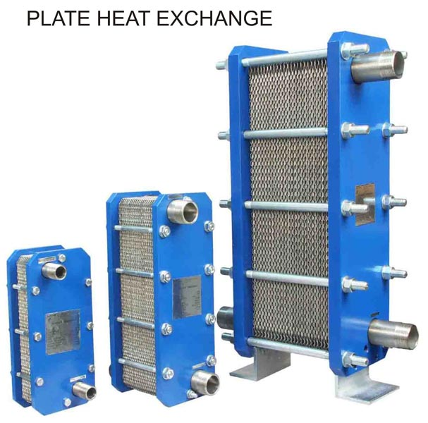 Plate type heat exchanger home page pic